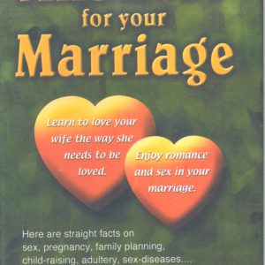 Answers for your Marriage by Bruce and Carol Britten